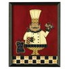 <strong>Timeless Frames</strong> Chef by Scherry Talbott Framed Graphic Art