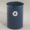 Glaro, Inc. RecyclePro Single Stream Open Top 5 Gallon Recycling Waste Basket