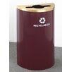 Glaro, Inc. RecyclePro Single Stream 14 Gallon Industrial Recycling Bin