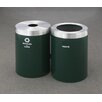 <strong>RecyclePro Value Series Dual Unit 82 Gallon Multi Compartment Recyc...</strong> by Glaro, Inc.