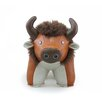 Zuny Bion the Steppe Bison Bookend