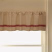 Heritage Lace Downstairs Kitchen Curtain Valance