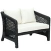 Modway Nook Loveseat with Cushions