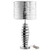 "<strong>Modway</strong> Sparkle 25.5"" H Table Lamp with Drum Shade"