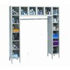 <strong>ReadyBuilt Locker Double Tier 1 Wide (Assembled) (Quick Ship)</strong> by Hallowell