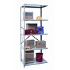 "<strong>Hallowell</strong> Hi-Tech Extra Heavy-Duty Open Type 87"" H 4 Shelf Shelving Unit Add-on"