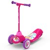 Bravo Sports Disney Princess Safe Start 3 Wheel Electric Scooter