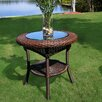 <strong>Lexington Side Table</strong> by Tortuga Outdoor