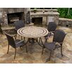 Tortuga Outdoor Marquesas 5 Piece Dining Set