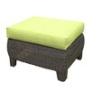 <strong>Bay Harbor Ottoman with Cushion</strong> by Padmas Plantation