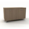 "Steelcase Currency 42"" Lower Storage Cabinet"
