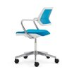 "<strong>Steelcase</strong> 33.25"" Mesh QiVi Office Chair with Arms"