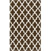 Artistic Weavers York Brown Geometric Olivia Area Rug