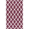 Artistic Weavers York Purple Geometric Olivia Area Rug