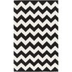 Artistic Weavers York Black Chevron Pheobe Area Rug
