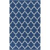 Artistic Weavers Vogue Blue Geometric Claire Area Rug