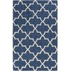 Artistic Weavers Pollack Navy Geometric Keely Area Rug