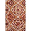 Jaipur Rugs Catalina Orange / Red Moroccan Indoor / Outdoor Area Rug
