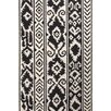 Jaipur Rugs Urban Bungalow Ivory/Black Tribal Area Rug