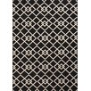 Jaipur Rugs Patio Black/Ivory Indoor/Outdoor Area Rug