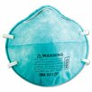 <strong>N95 Particle Respirator 8612F Mask, 2/Pack</strong> by 3M