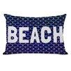 One Bella Casa Beach Knot Pillow