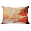 One Bella Casa Surfing Ibiza Pillow