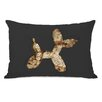 One Bella Casa Balloon Dog Pillow