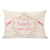 One Bella Casa Happily Ever After Pillow
