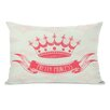 One Bella Casa Pretty Princess Pillow