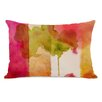 One Bella Casa Amber Velvet Pillow