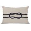 One Bella Casa Square Knot Pillow