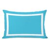 One Bella Casa Samantha Simple Square Throw Pillow