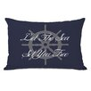 OneBellaCasa.com Let The Sea Set You Free Pillow