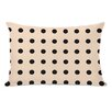 One Bella Casa Penny Polka Dots Pillow