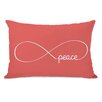 One Bella Casa Infinite Peace Pillow