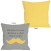 One Bella Casa Must Dash Pillow