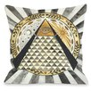 One Bella Casa All Seeing Eye Pillow