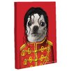 One Bella Casa Pets Rock Pop Graphic Art on Canvas