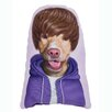 One Bella Casa Pets Rock Teen Shaped Pillow