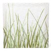 <strong>Nourish Summer Grass Stretched Graphic Art on Canvas</strong> by Inhabit