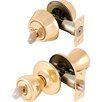 <strong>Front Door Knob Entry Lockset and Double Cylinder Deadbolt Combinat...</strong> by Legend Locksets