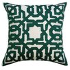 <strong>Divine Designs</strong> Geo Silk Pillow