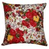 <strong>Divine Designs</strong> Katherine Kantha Cotton Pillow