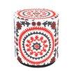 Divine Designs Suzy Pouf Ottoman