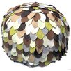 <strong>Divine Designs</strong> Earth Pouf Ottoman