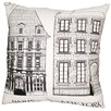 Divine Designs Big Cities and Building Pillow