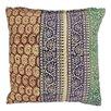 <strong>Coronado Block Print Pillow</strong> by Divine Designs