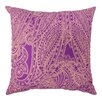 Divine Designs Suraj Paisley Pillow