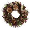 Urban Florals Holiday Spruce Wreath